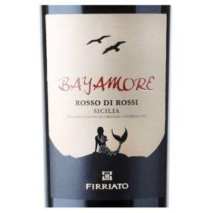 Bayamore Rosso Firriato