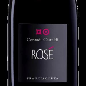 Franciacorta Contadi Castaldi Rosè brut