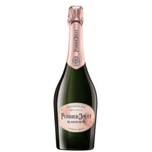 """Champagne brut """"Blason Rosè"""" Perrier Jouet"""