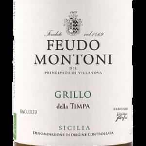 """Feudo Montoni Grillo """"della Timpa"""""""
