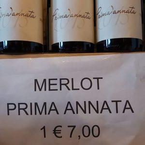 Cantina Angelo Merlot 3 bottiglie