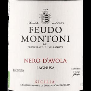 """Feudo Montoni Nero d'Avola """"Lagnusa"""""""