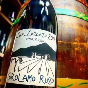 "Girolamo Russo Etna rosso ""San Lorenzo"""