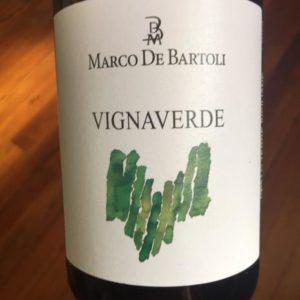 De Bartoli Vignaverde