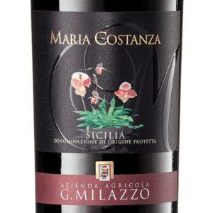 Milazzo Maria Costanza Rosso 2016