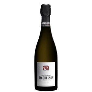 Champagne Jacquesson Cuvee Brut 744