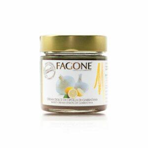 Fagone Crema dolce di cipolla di Giarratana 230 gr