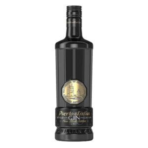 """Gin Puerto de Indias """"Pure Black Edition"""" 70 cl"""