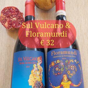 Donnafugata Floramundi & Sul Vulcano