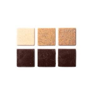 """Confezione Regalo cioccolatini misti """"Zuccuru"""" Bonajuto 58 gr"""