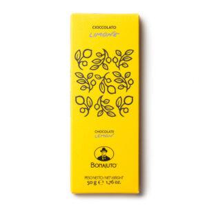Cioccolato di Modica al limone Bonajuto 50 gr
