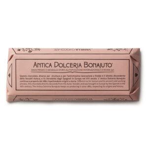 Cioccolato di Modica alla vaniglia Bonajuto 100 gr