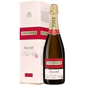 Champagne Brut 'Cuvée Reserve Essentiel' Piper Heidsieck in astuccio