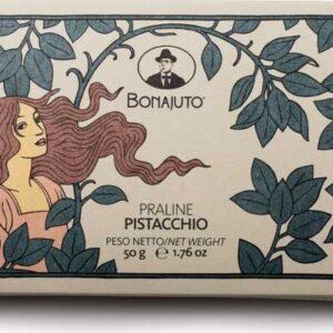 Praline al pistacchio Bonajuto Confezione Regalo 50 gr