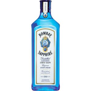 Bombay Sapphire – London Dry Gin 1 L