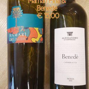Fina Mamari & Benede Alessandro di Camporeale € 15,00