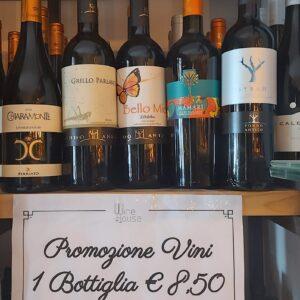 3 Bottiglie € 20,00
