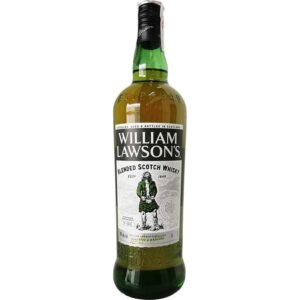 William Lawson's Blended scotch whisky – 70 cl