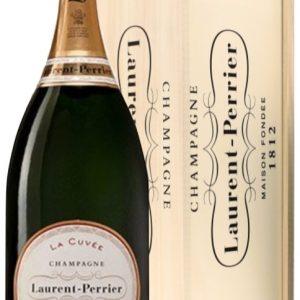 """Laurent Perrier Champagne Brut """"La Cuvée"""" Mathusalem 6 lt"""