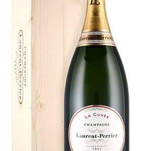 """Laurent Perrier Champagne Brut """"La Cuvée"""" Salmanazar 9 lt"""